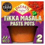 Patak's Tikka Masala Curry Paste Pot
