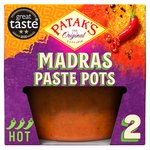 Patak's Madras Curry Paste Pot