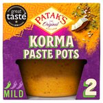 Patak's Korma Curry Paste Pot