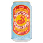 Brooklyn Summer Ale Can