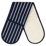 Waitrose Oven Glove Double Stripe