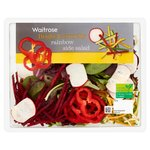 Waitrose Rainbow Side Salad