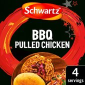 Schwartz Authentic US Pulled Chicken