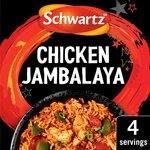 Schwartz Authentic US Chicken Jambalaya