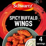 Schwartz Authentic US Buffalo Chicken Wings