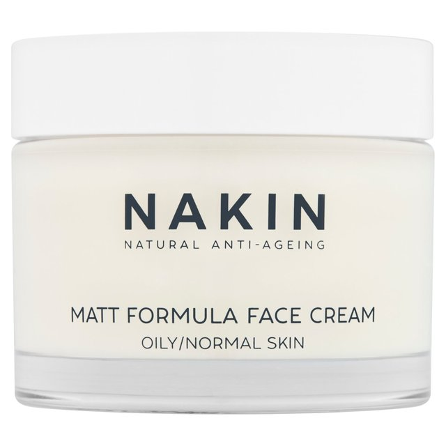 Nakin Natural Anti-Ageing Matt Formula Face Cream