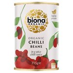Biona Organic Red Kidney Beans in Chilli Sauce