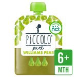 Piccolo Organic Pure Williams Pear