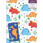 Dinosaur Roar Gift Wrap Sheets