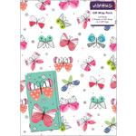 Beautiful Butterflies Gift Wrap Sheets & Tags