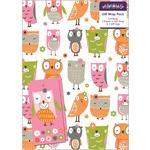 Twit Twoo Gift Wrap Sheets & Tags