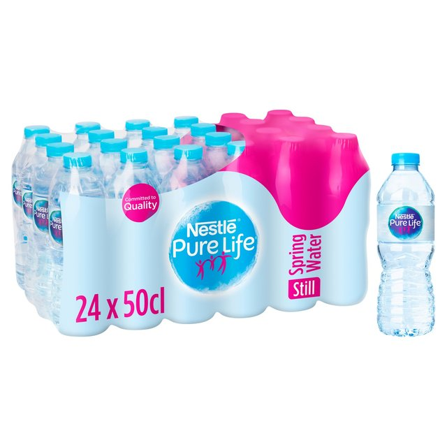 Nestle Pure Life Still Spring Water | Ocado
