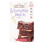 Sweetpea Pantry Super-Duper Brownie Mix with Flax & Teff