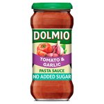 Dolmio Tomato & Garlic No Added Sugar Pasta Sauce