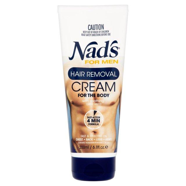 Nad S For Men Hair Removal Cream Ocado