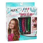 Alex Toys Twist It Up Hair Accessories, 8yrs+