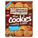 Michel et Augustin Mini Milk Chocolate & Hazelnut Cookies
