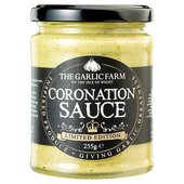 The Garlic Farm Coronation Sauce