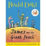 Roald Dahl James and the Giant Peach Book
