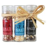 The Garlic Farm Salt Collection