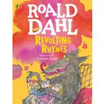 Roald Dahl Revolting Rhymes Book