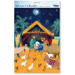 Advent Calendar With Bible Text