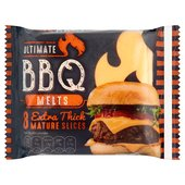 Ultimate BBQ 8 Extra Thick Mature Cheese Slices
