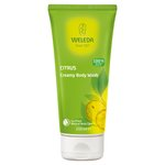 Weleda Natural Citrus Creamy Body Wash, Vegan