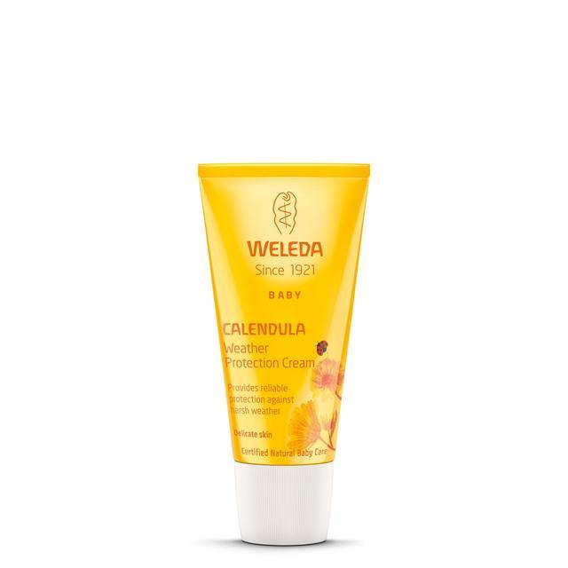 weleda baby cold cream