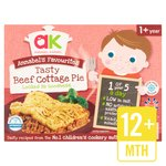 Annabel Karmel Frozen Tasty Beef Cottage Pie