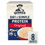 Quaker Oat So Simple Protein Original Porridge