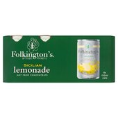 Folkington's Sicillian Lemonade