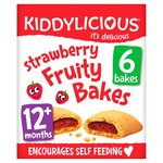 Kiddylicious Strawberry Fruity Bakes