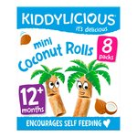 Kiddylicious Mini Coconut Rolls