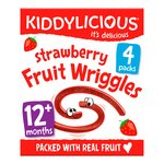 Kiddylicious Strawberry Wriggles Multi