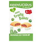 Kiddylicious Apple Fruity Bakes