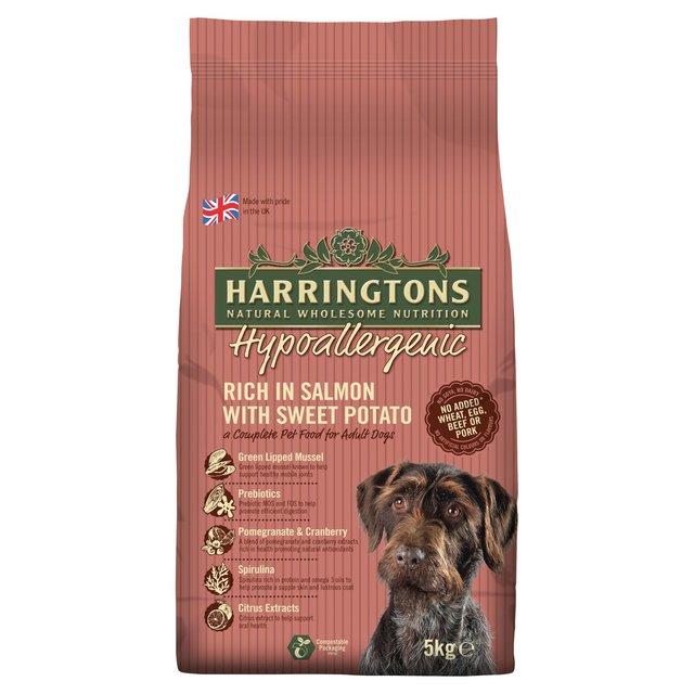 Harringtons Hypoallergenic Dog Food Salmon