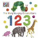 The Very Hungry Caterpillars 123 Book