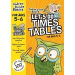 Let's do Times Tables, 5-6 years Book