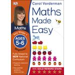 Maths Made Easy Ages 5 to 6 Key Stage 1 Beginner Book