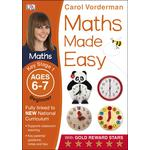 Maths Made Easy Key Stage 1 Beginner, 6-7 years