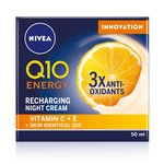 NIVEA Q10 Vitamin C Sleep Face Cream Anti-Wrinkle & Energy