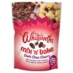 Whitworths Mix & Bake Cherry & Dark Chocolate