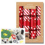 Waitrose Red Photo Booth Christmas Crackers
