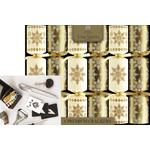 Tom Smith Premium Gold & Cream Christmas Crackers