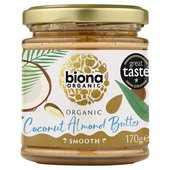 Biona Organic Coconut Almond Butter