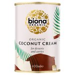 Biona Organic Coconut Cream