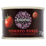 Biona Organic Tomato Puree Double Concentrate