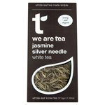 We Are Tea Jasmine Silver Needle Loose Leaf Tea