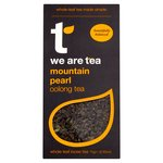 We Are Tea Mountain Pearl Oolong Loose Leaf Tea